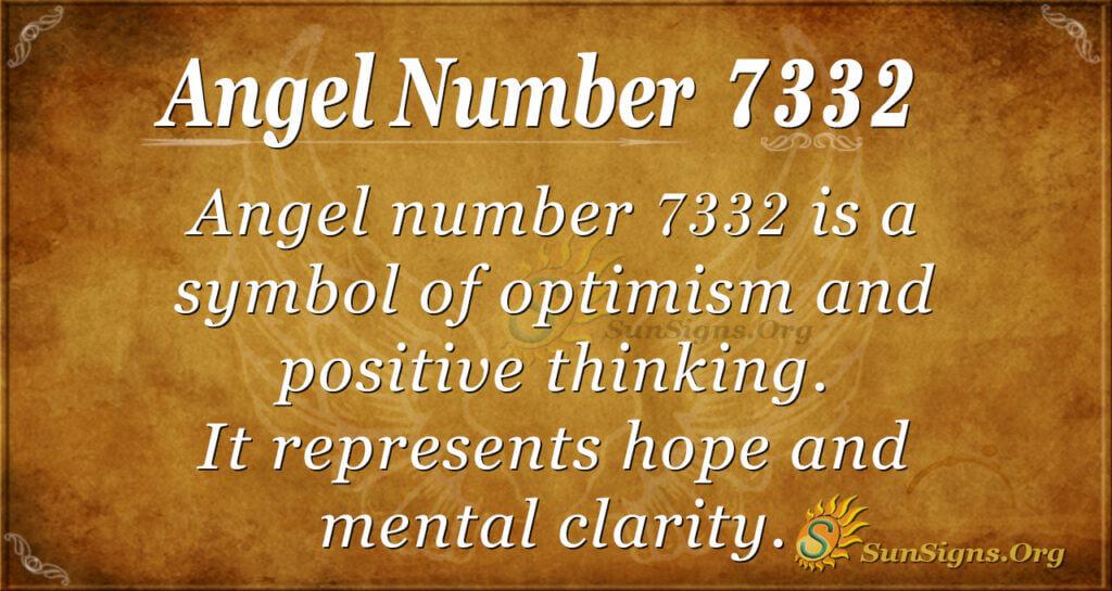 7332 angel number
