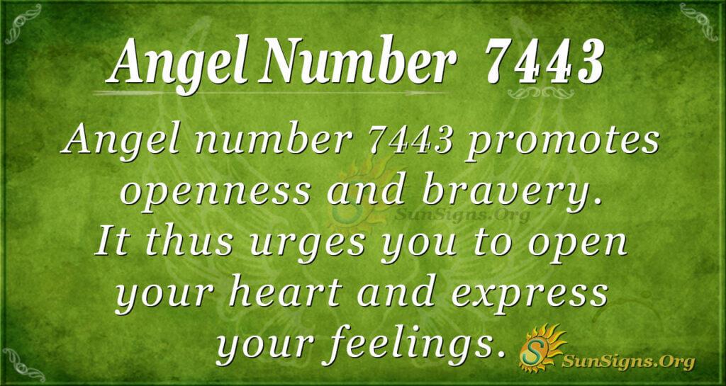 7443 angel number