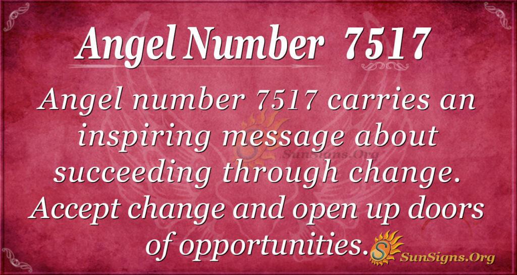 7517 angel number