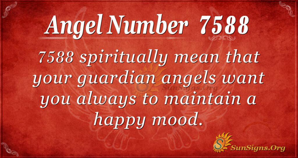 7588 angel number