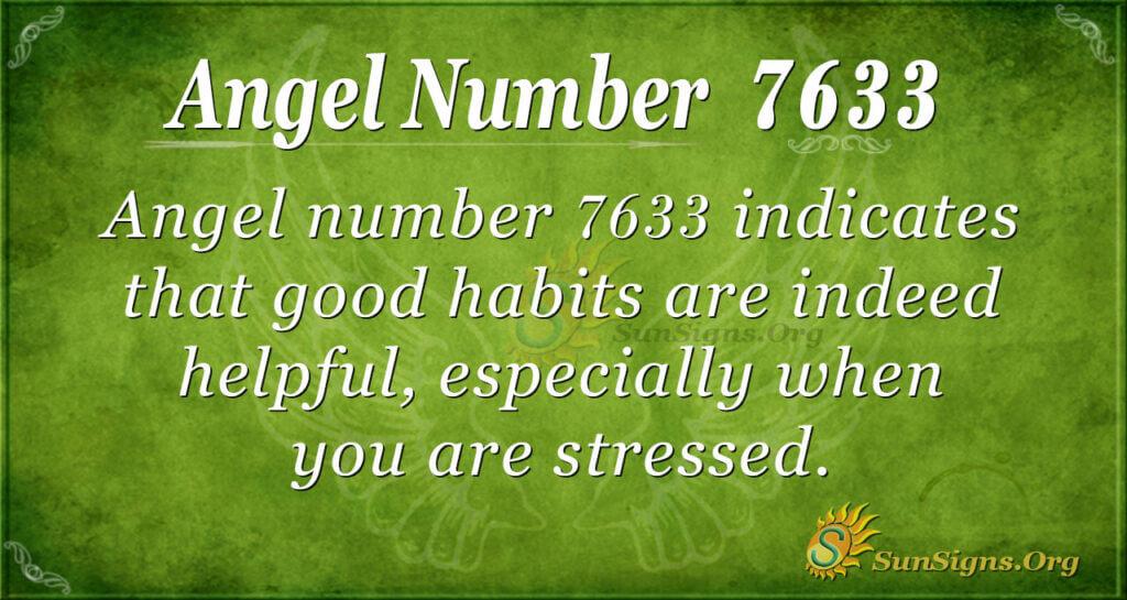 7633 angel number