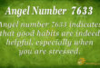 7633 angel number
