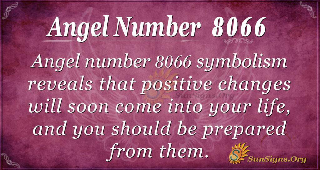 8066 angel number