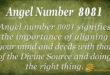 8081 angel number