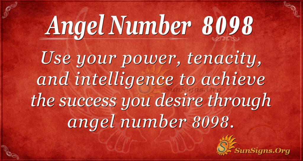 8098 angel number