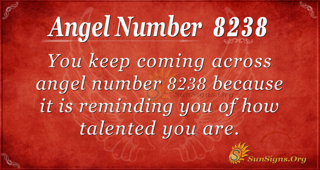 Angel Number 8232