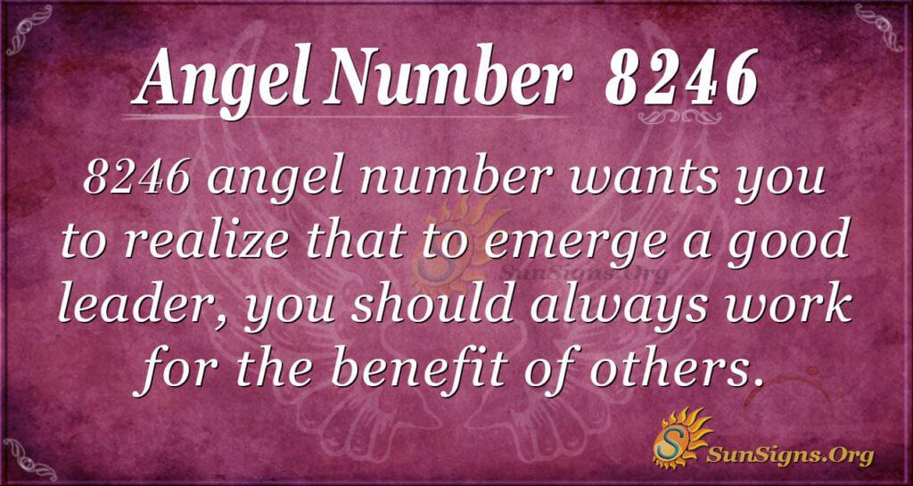 8246 angel number