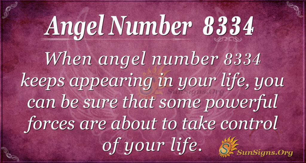 8334 angel number