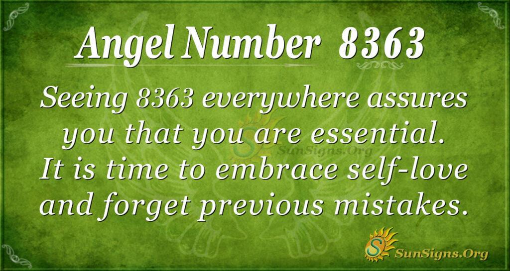 8363 angel number
