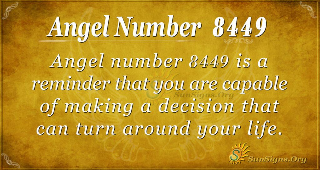 8449 angel number