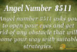 8511 angel number