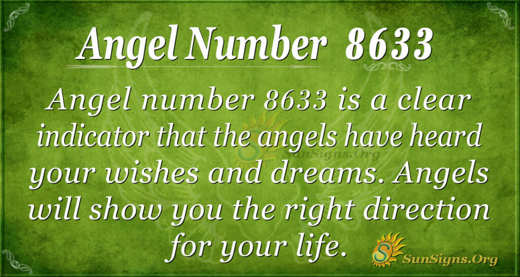 8633 angel number
