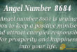 8684 angel number
