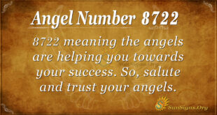 8722 angel number