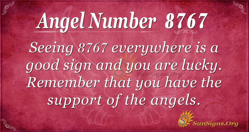 8767 angel number