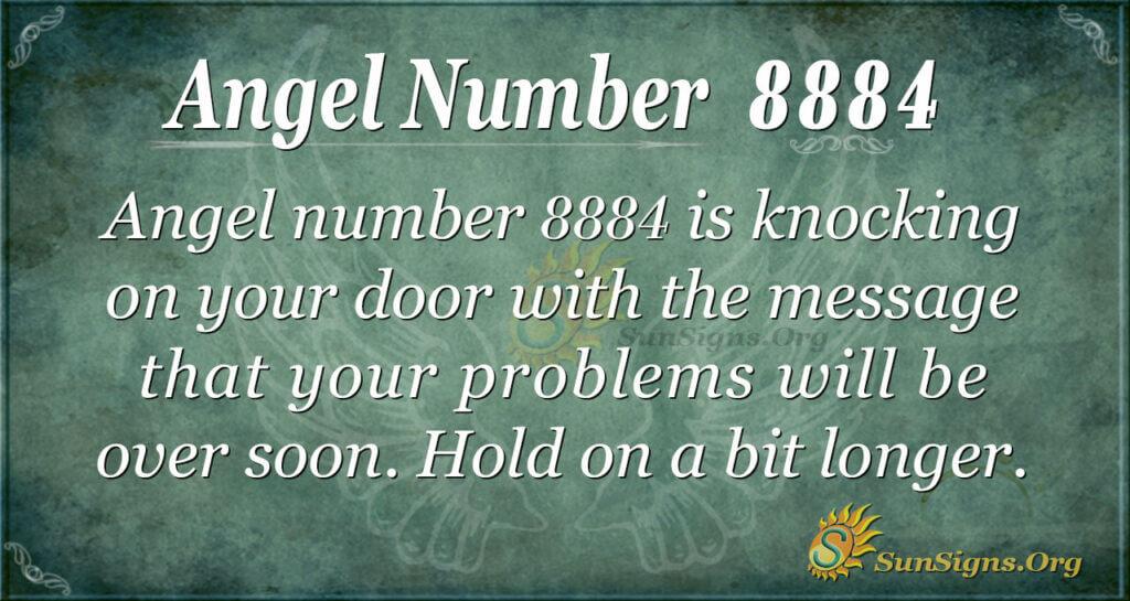 8884 angel number