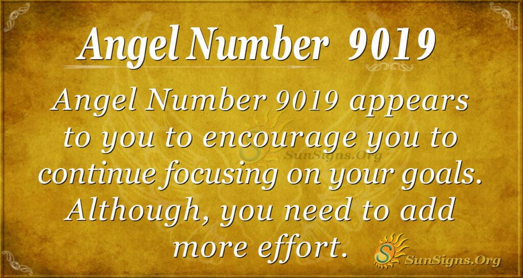 9019 angel number
