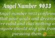 Angel Number 9033