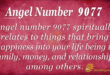 9077 angel number