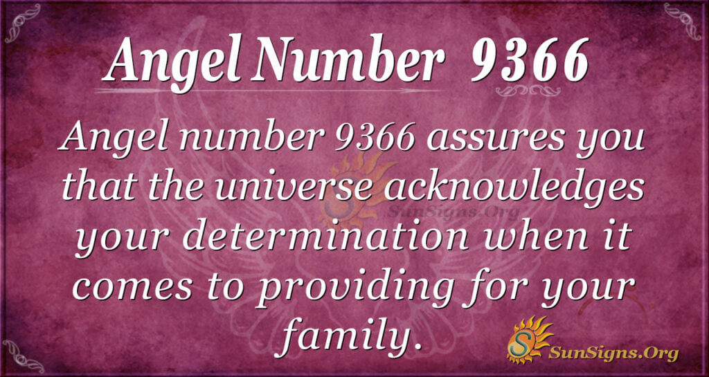 9366 angel number
