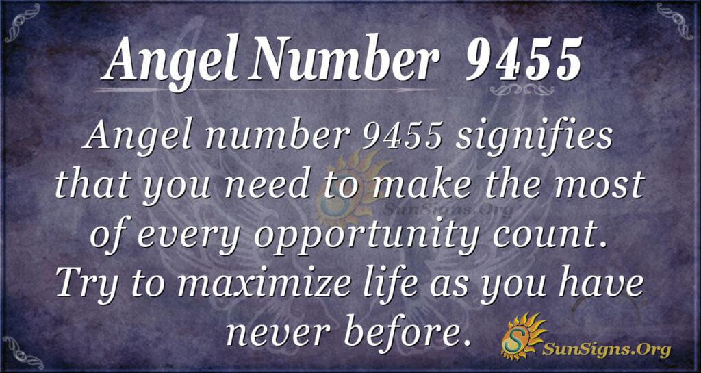9455 angel number