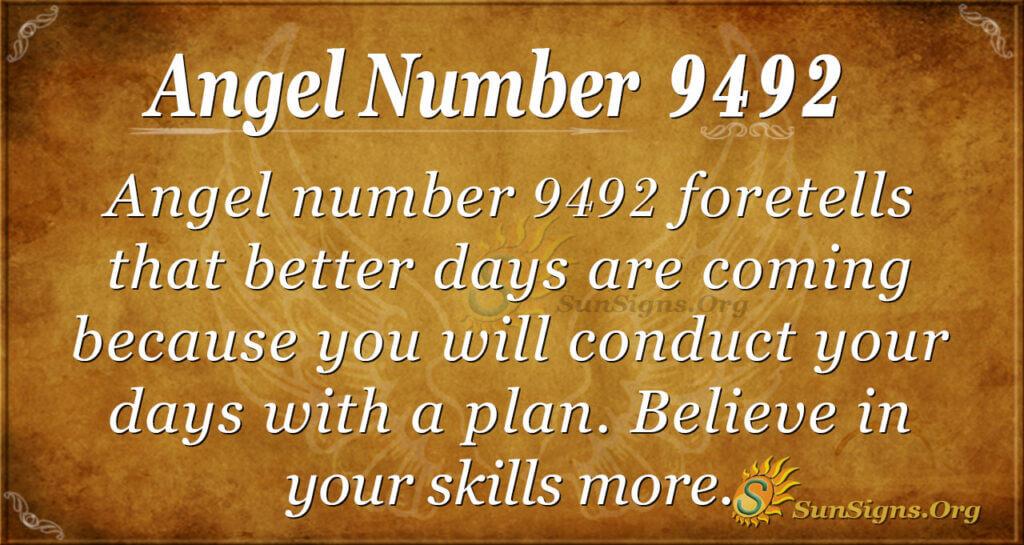 9492 angel number