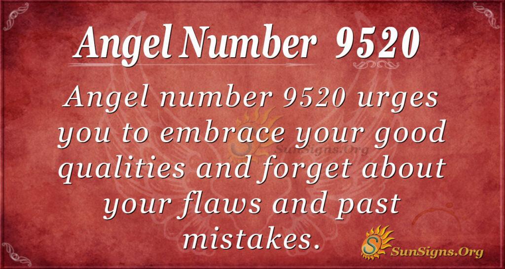 9520 angel number