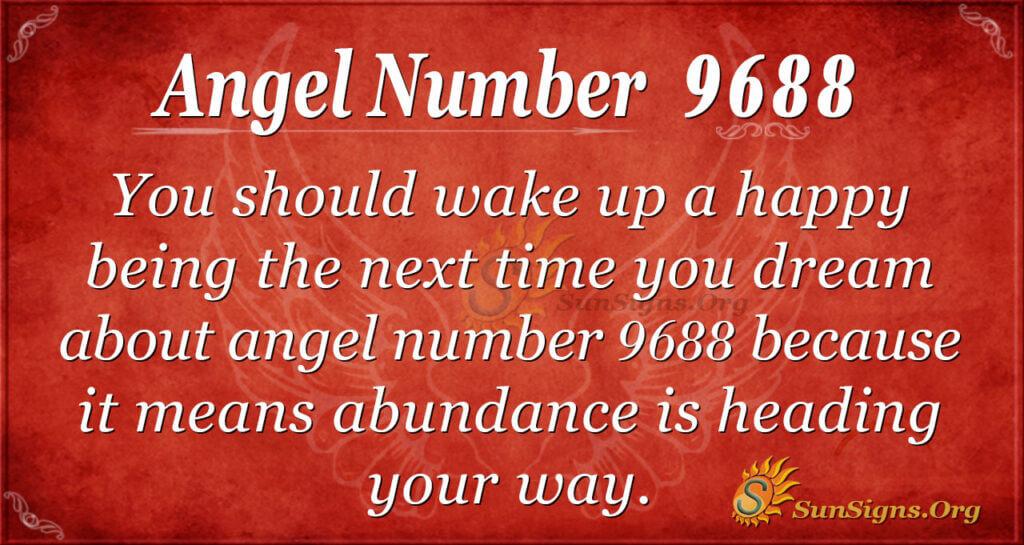 9688 angel number