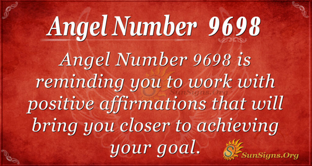 9698 angel number