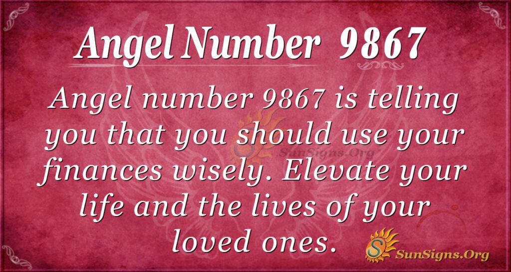 9867 angel number