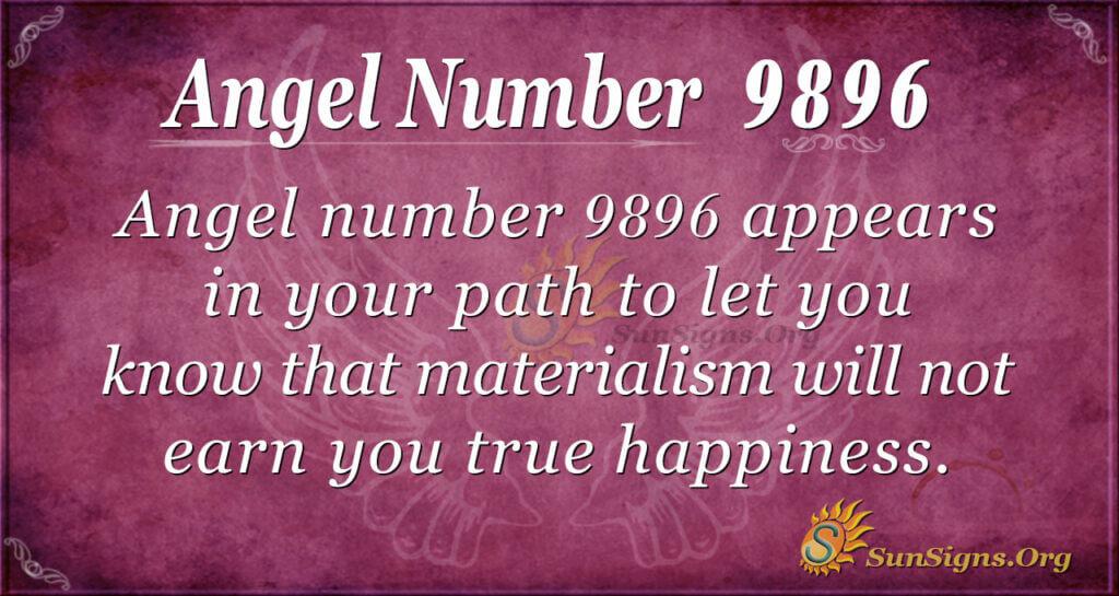 9896 angel number