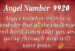 9920 angel number
