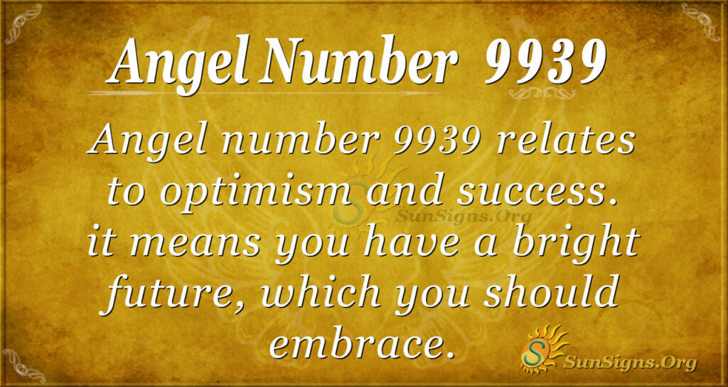 9939 angel number