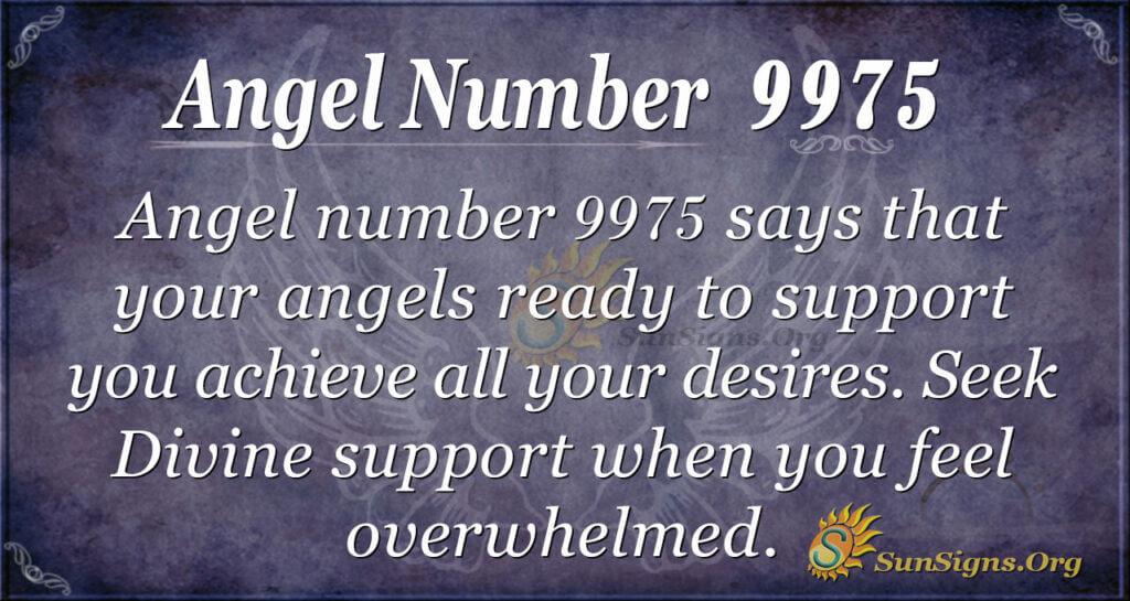 9975 angel number
