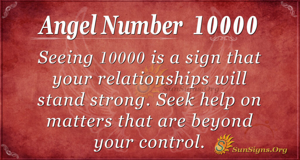 10000 angel number