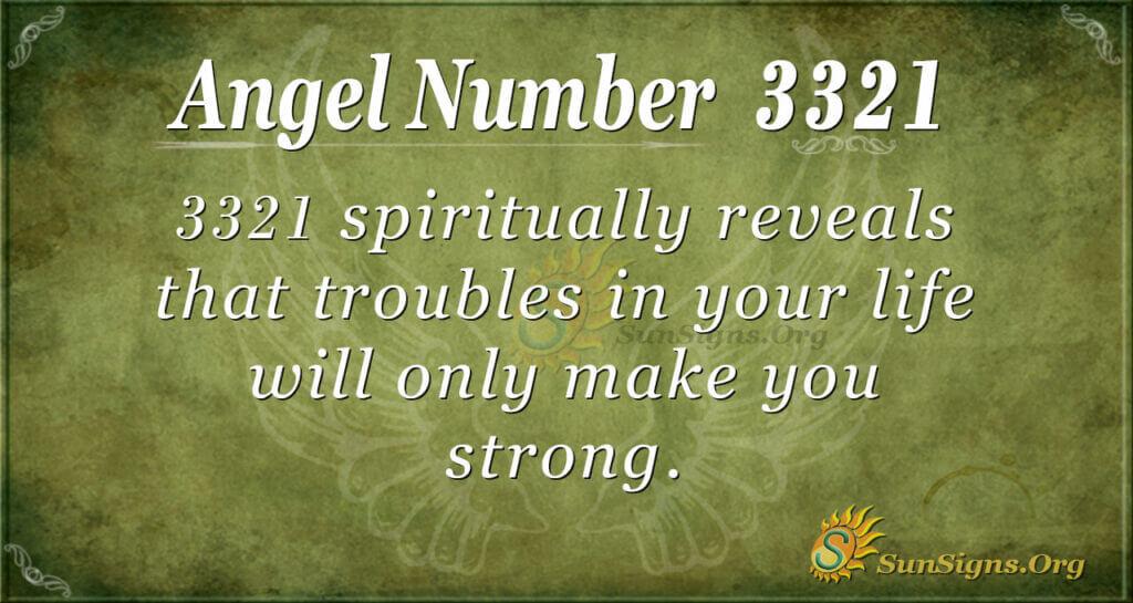 3321 angel number