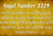 3329 angel number