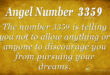 3359 angel number