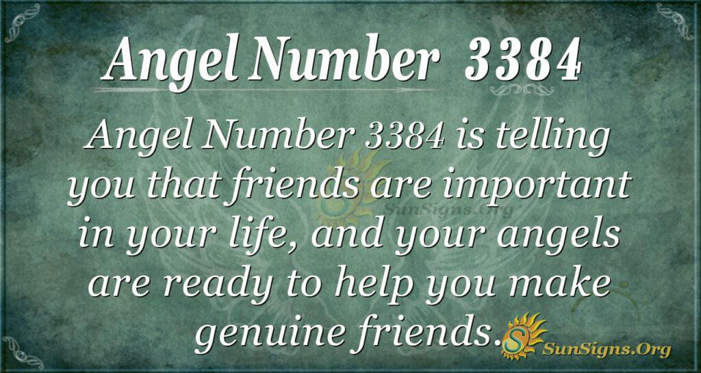 3384 angel number