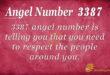 3387 angel number