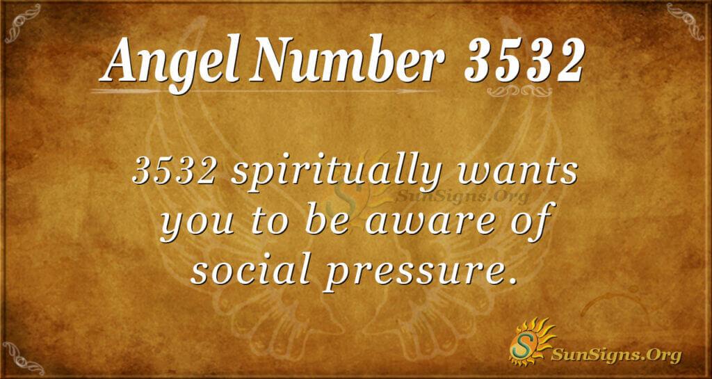 3532 angel number