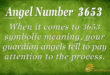 3653 angel number