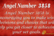 3858 angel number