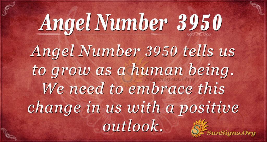 3950 angel number