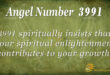3991 angel number