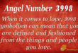 3998 angel number
