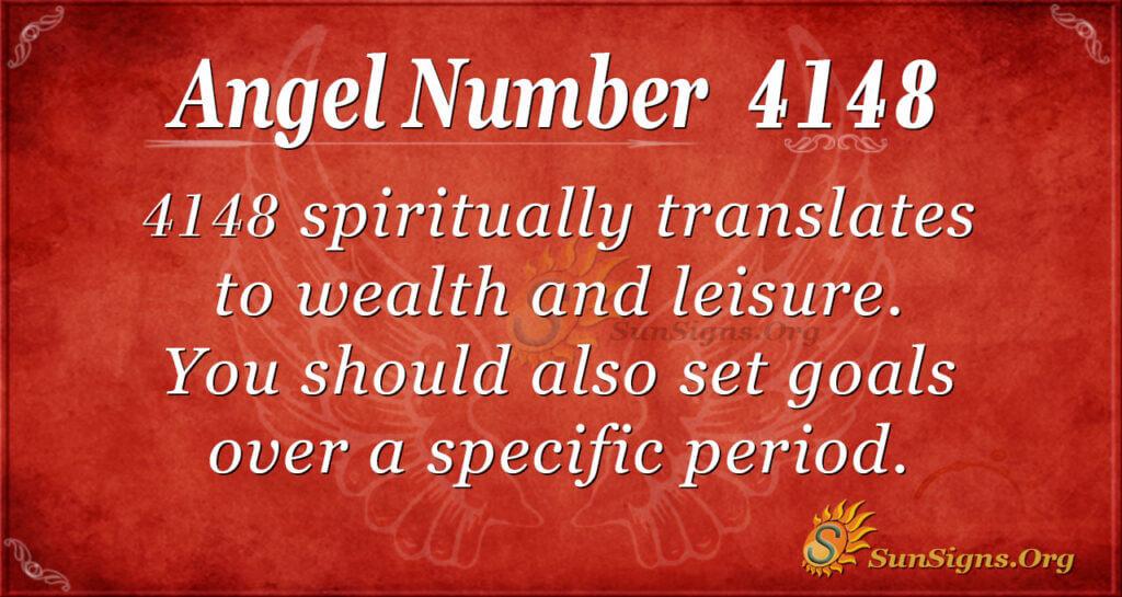 4148 angel number