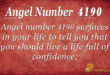 4190 angel number