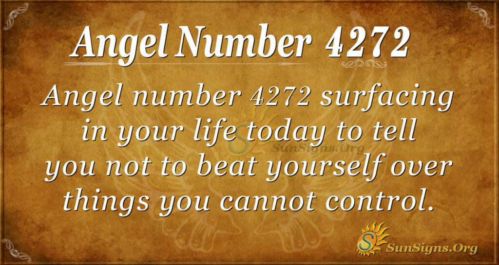 4272 angel number