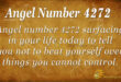 4272 angel number